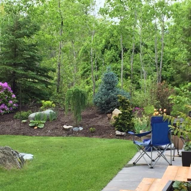 Garden Landscaping In Halifax Huddersfield West: Halifax Landscaping Design Gallery